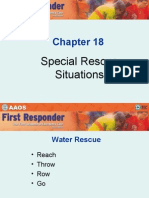 Special Rescue Situations