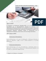 Manual Pdt