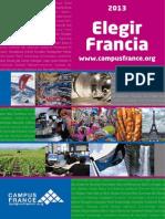 Brochure Elegir Francia Es