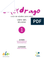 superdrago curso de español para niños AUTORES Carolina Caparrós Charlie Burnham ILUSTRADOR Saeta Hernando Libro del alumno