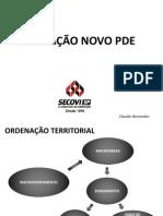 Avaliacao Novo Pde 2014