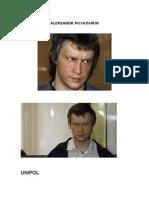 Ensayo Asesinos en Serie Aleksandr Pichushkin