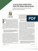 Gomorra. Noviembre 2014. Revista Plaza