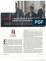 Borgen. Enero 2015. Revista Plaza