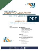 GuiaDidactica Mod.I