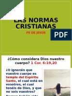 Las Normas Cristianas