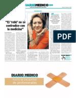 Paloma LuqueroPaloma Luquero_El Reiki no se contradice con la medicina_El Reiki No Se Contradice Con La Medicina