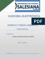 MERCADO ENERGÉTICO ECUATORIANO