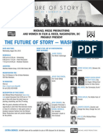Future of Story - Washington DC