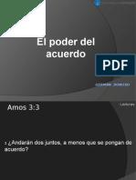 predica20140105elpoderdelacuerdo-140106102115-phpapp02