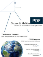 Network Protocol for Secure and Multimode Internet (2.0)