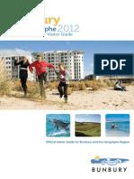 2012 Bunbury Visitor Guide