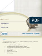 Sap Foundation