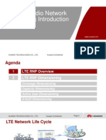 LTE Radio Network Planning Introduction V1.0