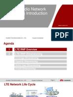 LTE Radio Network Planning Introduction V1.0