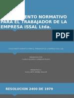 Conocimiento Normativo Para El Trabajador de La Empresa