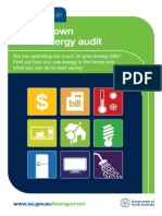 advanced technology - home energy audit (2015 5 27)