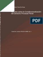 Constitucionalización del Derecho Procesal Penal