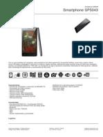 Woo Smartphone SP5043