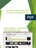 Ppt Analisis Con Sap2000 - Verano