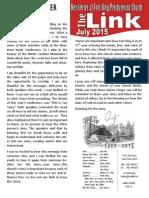 July 2015 LINK Newsletter