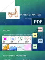 Chapter 1 Matter