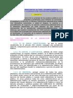 Derecho Administrativo IV