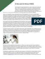 Aprende A Operar El Mercado De Divisas FOREX
