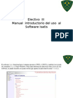 Electivo III Isatis manual 854