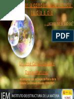 Materia Condensada Blanda [Tong-Canalda]