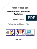Importar Archivos RSA