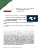 Pierluigi Basso Fossali - Les Formes de Vie à l'Épreuve d'Une Sémiotique Des Cultures