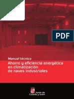 Manual técnico sobre ahorro y eficiencia energética en climatización de naves industriales
