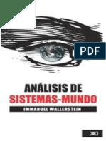 Wallerstein Immanuel, Analisis de sistemas-mundo.pdf