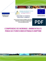 Compendio Legal Ambiental.ene.2010