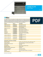 4.13 X-base Plate Díptico