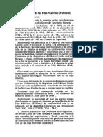 1984 - Res. 39-6 - Cuestion de Las Islas Malvinas