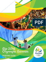 Ticketing Guide Rio2016