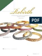 Canadian Jeweller Magazine February/March Designer REV