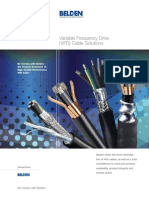 Variable Frequency Drive VFD Cable Solutions