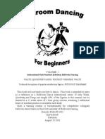 Beginners Standard
