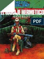 Moebius - El Garaje Hermético