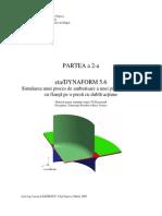 Dynaform Partea a II A