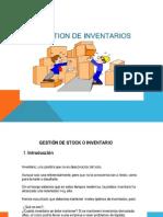 Presentación Gestion de Inventarios