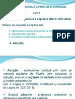 Curs As. sociala a Familiei Si Copilului- conf. univ. dr. Gabriela Irimescu