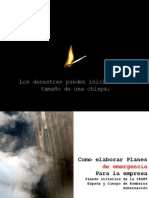 Presentacion Plan de Emergencia