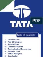 Presentation Tata Motors Final