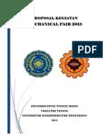 Cover Mechanical Fair 2015
