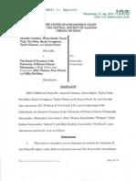 Illinois women's basketball lawsuit