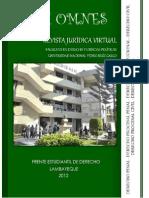 Revista Juridica Virtual Erga Omnes